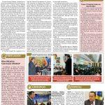 Matéria do Jornal Tribuna Cristã sobre a CADB