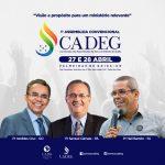 1ª Assembleia Convencional CADEG