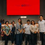 Visita da Coordenação da OIM (Organização Internacional para as Migrações)