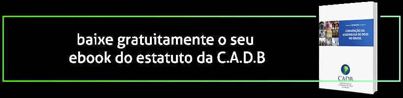 CADB - Estatuto CADB